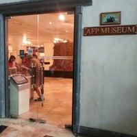 Photo taken at AFP Museum by Carlo Fernan P. on 2/21/2013
