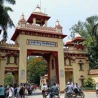 Photo taken at Banaras Hindu University by Sukirti G. on 5/17/2013