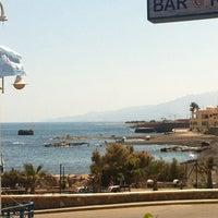 Photo taken at Playa Puerto Rey by Selene R. on 8/5/2014