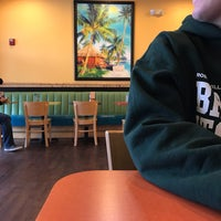 Photo taken at Tropical Smoothie by Christopher C. on 3/25/2017