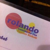 Photo taken at Rolando Fusion Kebab by Glau L. on 4/16/2014