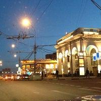 Снимок сделан в Таганская площадь пользователем Anton K. 4/12/2013