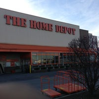 Photo taken at The Home Depot by Speakboy on 12/22/2012
