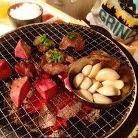 Photo taken at ホルモンかんてき by tomio i. on 5/9/2015