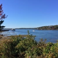 Photo taken at Colonial Pemaquid State Historic Site by Chris D. on 10/6/2016