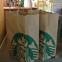 Photo taken at Starbucks by BellyB S. on 6/12/2013