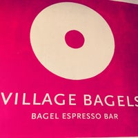 Photo taken at Village Bagels by Claire R. on 4/19/2013