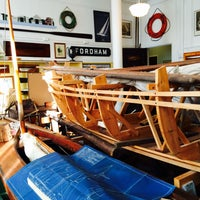 Photo taken at City Island Nautical Museum by Claire R. on 12/7/2014