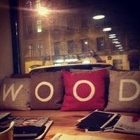 Снимок сделан в Wood Bar пользователем Margarita S. 1/11/2013