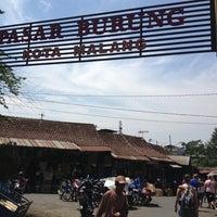Photo taken at Pasar Burung Kota Malang by Simon Λ. on 12/11/2012