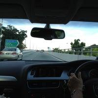 Photo taken at Tampines Expressway (TPE) by Simon Λ. on 12/20/2012