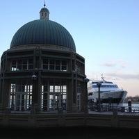 Photo taken at Odyssey Cruises by Simon Λ. on 4/5/2013
