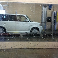 Photo taken at Colonial Car Wash by Ashley D. on 3/21/2013