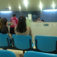 Photo taken at Krungthai Bank by Sagun K. on 10/26/2012