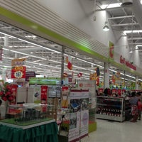 Photo taken at Big C by Sagun K. on 4/29/2013