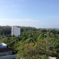 Photo taken at Golden Hill by Sagun K. on 12/8/2013