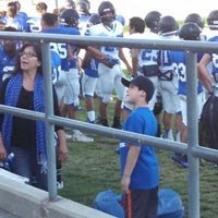 Photo taken at La Habra High School by Joel R. on 8/24/2014