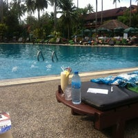 Photo taken at Patong Merlin Hotel Phuket by Guilherme S. on 12/9/2012