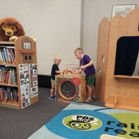 Photo taken at Waterloo Public Library by Gabe W. on 7/25/2014