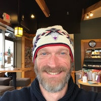 Photo taken at Caribou Coffee by Frank W. on 4/27/2017