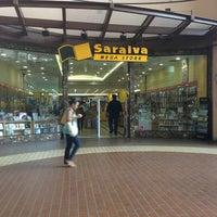Loja da livraria Saraiva no Shopping Tijuca - Marco Antônio Teixeira /  Agência O Globo