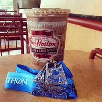 Photo taken at Tim Hortons / Cold Stone Creamery by Miriam W. on 7/13/2014