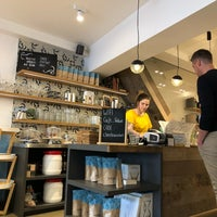 Das Foto wurde bei Cafe Velvet Brussels von Maha A. am 9/20/2018 aufgenommen