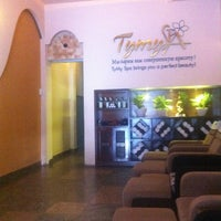 Photo taken at Tymy Spa & Beauty Salon by 💋Irenka🍭 K. on 12/11/2012
