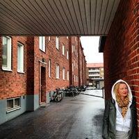 Photo taken at La Pizza by Håkan D. on 5/26/2013