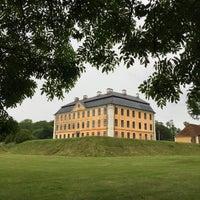 Photo taken at Christinehofs Slott by Håkan D. on 6/27/2015