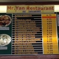 Das Foto wurde bei Mr. Yan von Alwin S. am 9/30/2012 aufgenommen