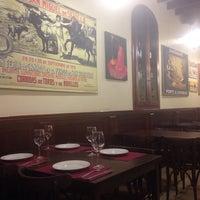 Photo taken at La Taberna Sevillana by Lorena B. on 11/10/2014