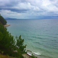 Photo taken at Black sea by @ekutsov on 9/9/2014
