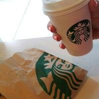 Photo taken at Starbucks by .Yasemin Y. on 3/10/2013