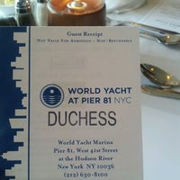 Photo taken at World Yacht by .Yasemin Y. on 4/6/2013