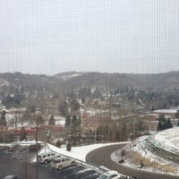 Photo taken at Marriott - Springhill Suites by David R. on 2/2/2013