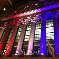 Photo taken at New York Stock Exchange by Alan Lester D. on 11/16/2012