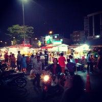 Photo taken at Night Bazaar Market by Kijjaz M. on 3/14/2013