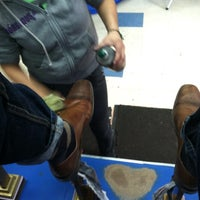 Photo taken at Luz's Shoe Repair by Eric F. on 12/28/2013