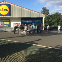 Photo taken at Lidl by Adel K. on 7/13/2017