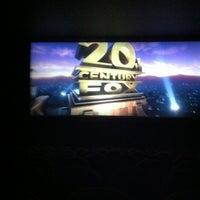 Photo taken at Cinemas Riverside by Jeff on 5/23/2013