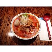 Photo taken at Hiro Ramen by Mark L. on 11/14/2013