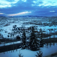 Photo taken at Glenwild Country Club by John H. on 12/30/2012
