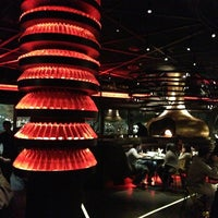 Photo taken at B+F Open Flame Kitchen by Hisham A. on 1/26/2013