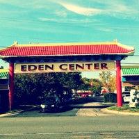 Photo taken at Eden Center by melisa w. on 10/17/2012