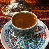 Photo taken at Çınar Cafe by Esin on 5/17/2013