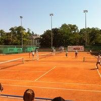 Photo taken at Lawn Tennis Club by Anna D. on 8/10/2013