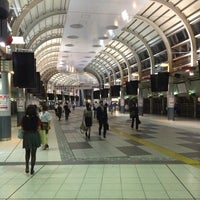 Photo taken at Shinagawa Station by yumihiko s. on 9/19/2013