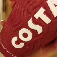 Photo taken at Costa Coffee by Alenka K. on 2/26/2013