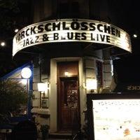 Photo taken at Yorckschlösschen by Ayo A. on 10/11/2012